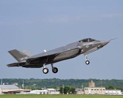 Lockheed tests latest F-35 Lightning
