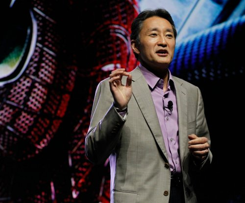 Sony CEO Kazuo Hirai addresses hack in CES keynote address