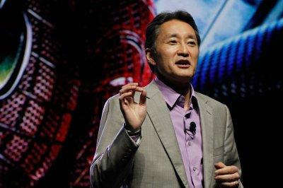 Sony CEO Kazuo Hirai addresses hack in CES keynote address