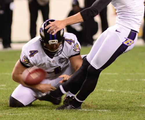 Superior kicking leads Balitmore Ravens past Pittsburgh Steelers in OT