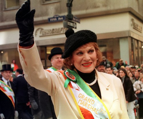 'Quiet Man' legend Maureen O'Hara dead at 95