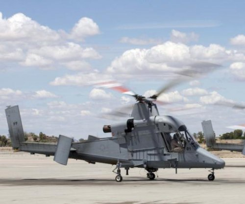 K-MAX optionally piloted helos deployed to Arizona