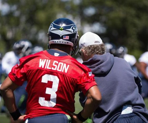 Seattle Seahawks: Despite accolades Russell Wilson aiming higher