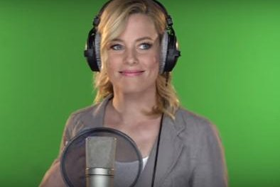 Celebrities support Hillary Clinton with a cappella cover of 'Fight Song'