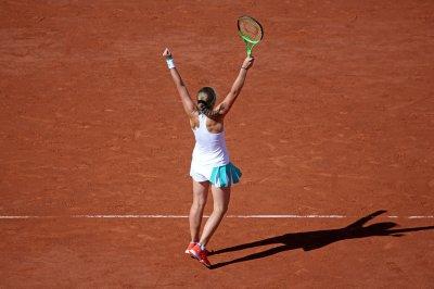 Jelena Ostapenko celebrates birthday with 2017 French Open final berth