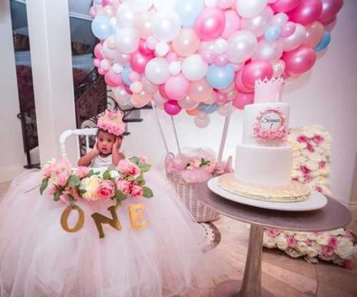 Ciara celebrates 'princess' Sienna's 1st birthday