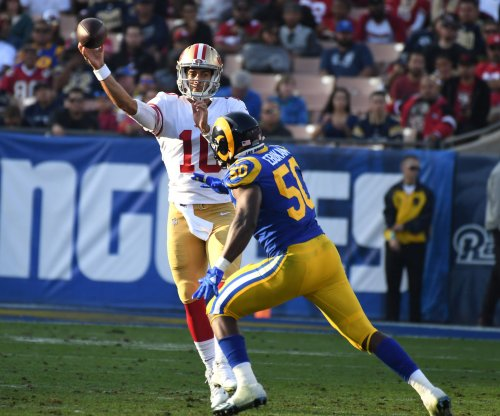Garoppolo, 49ers taking it day by day despite increased expectations