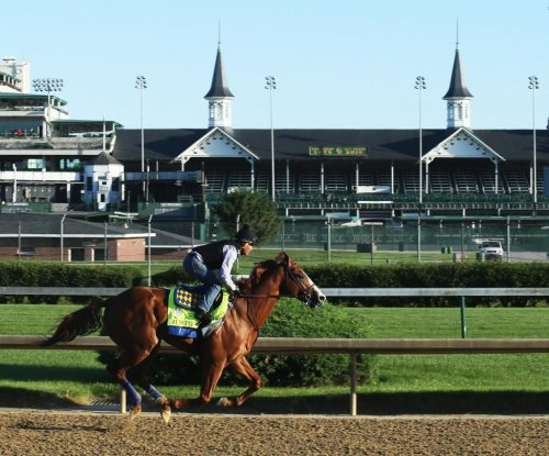Weekend Preview: Justify shoots for Triple Crown