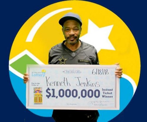 N.C. grandfather buys winning $1M lotto ticket on Father's Day