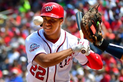 Nats-Braves finale highlighted by rookies Soto, Acuna