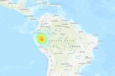 8.0 magnitude earthquake rocks Peru