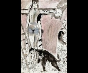 Chagall work bought at fraction of value