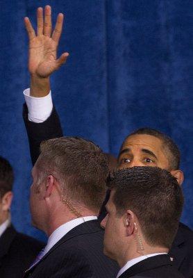 3 more leave Secret Service in scandal
