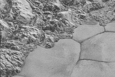 NASA releases new Pluto close-ups
