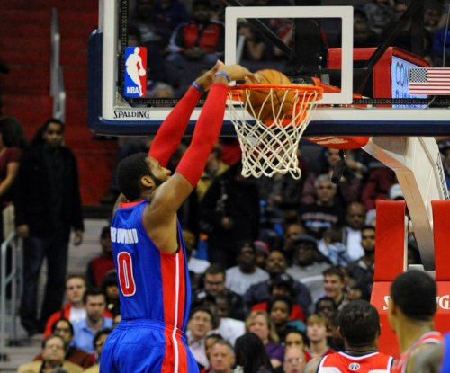Andre Drummond, Detroit Pistons tip Milwaukee Bucks in final seconds