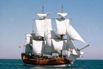 Captain Cook's legendary HMS Endeavour likely found off Rhode Island coast