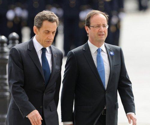 Nicolas Sarkozy announces bid to retake French presidency