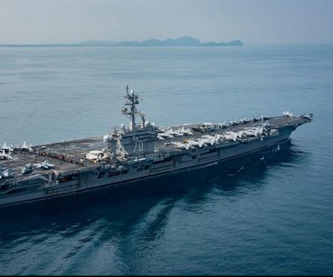 North Korea condemns USS Carl Vinson deployment