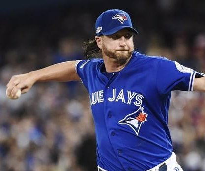 Toronto Blue Jays designate pitcher Jason Grilli for assignment