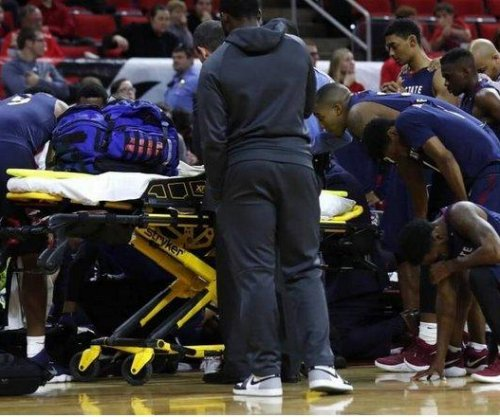Tyvoris Solomon: South Carolina State guard released from hospital after collapse