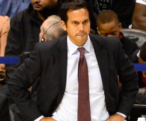 Erik Spoelstra hits milestone as Miami Heat sink Los Angeles Clippers