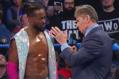 WWE Smackdown: Kofi Kingston to earn title match with Daniel Bryan