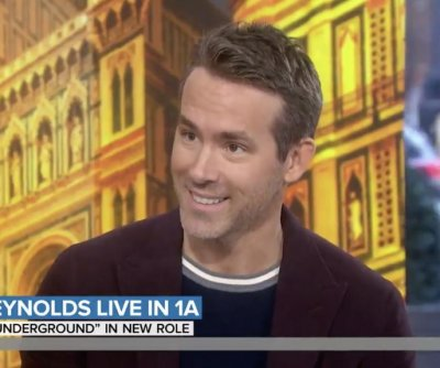 Ryan Reynolds on baby No. 3: 'It's been incredible'