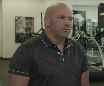 Dana White confirms April 18 UFC fights, considering island venue