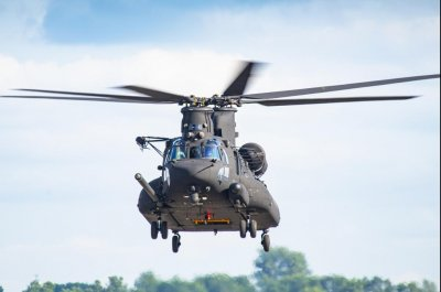 Boeing delivers first MH-47G Block II Chinook to Special Ops