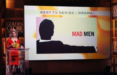'Mad Men' grabs 16 Emmy nods