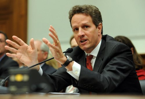 Sec. Geithner testifies before House panel