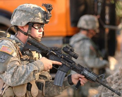 U.S. Army upgrading M4 rifles with new barrels