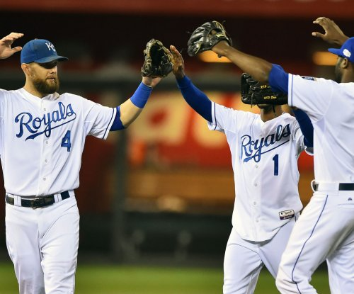 Kansas City Royals carry unblemished mark into Anaheim