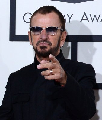 Ringo Starr signed up for Sketchers ad campaign