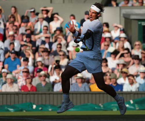 Nadal cruises into quarters at Aussie Open