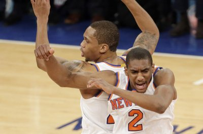 New York Knicks, Sacramento Kings clash at MSG