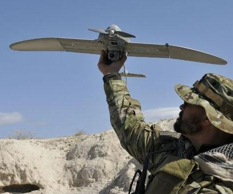 Australian troops receive small UAS from AeroVironment