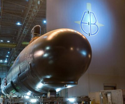 First Lady to christen U.S. Navy submarine Illinois Saturday
