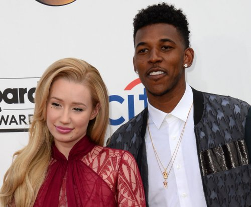 Iggy Azalea denies drama with Nick Young: 'We're good'