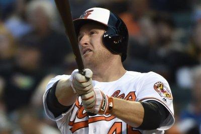 Mark Trumbo, Matt Wieters power Baltimore Orioles past Seattle Mariners