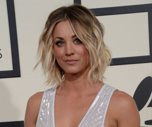 Kaley Cuoco, Karl Cook make red carpet debut as couple