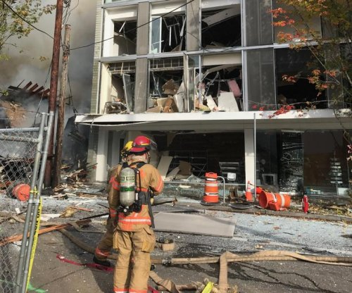 Gas explosion injures 8 in Portland shopping district