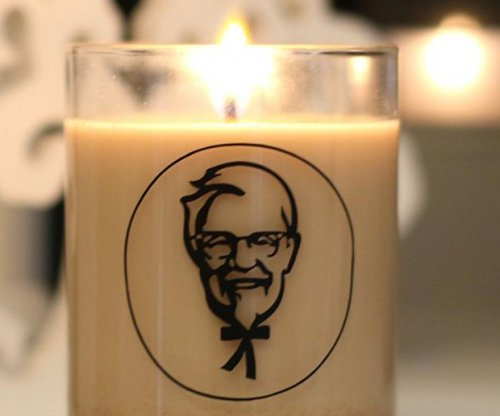 KFC New Zealand offers chance to win fried chicken-scented candle