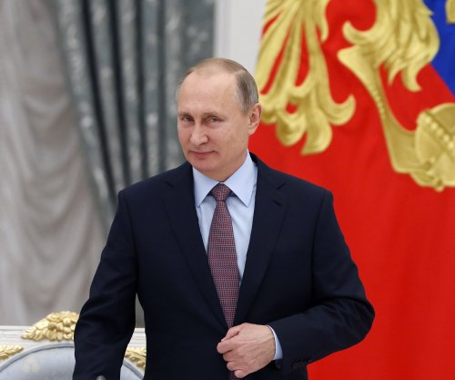 Gallup poll: Putin's image improves in U.S.