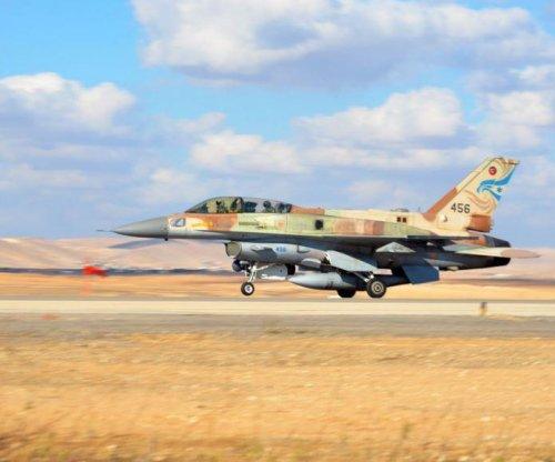 Israel denies Syria downed its aircraft during Palmyra bombing