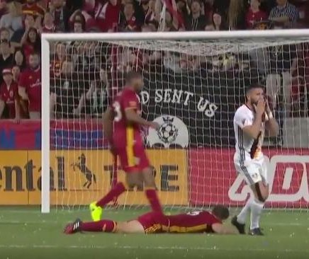 LA Galaxy defeats Real Salt Lake for first win