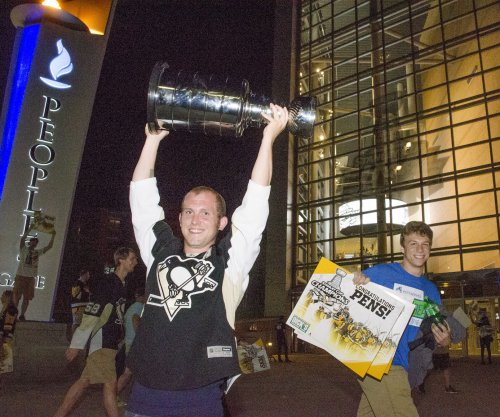 Las Vegas tabs Pittsburgh Penguins early favorites to win Stanley Cup in 2018