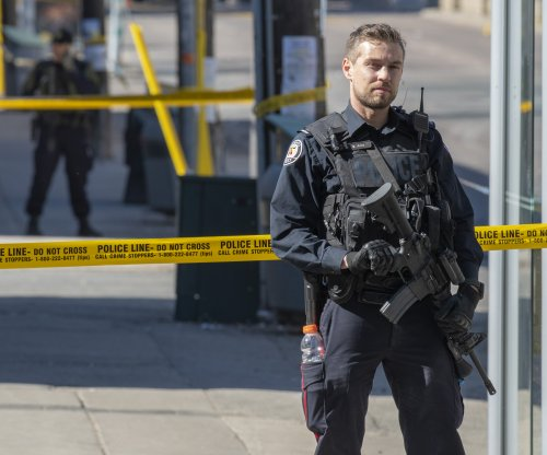 Toronto suspect charged with 10 counts of first-degree murder