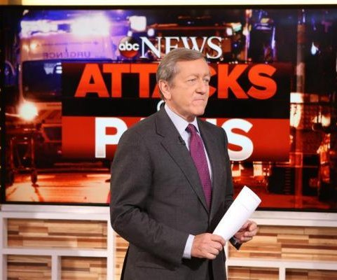 Brian Ross departs ABC News following December suspension