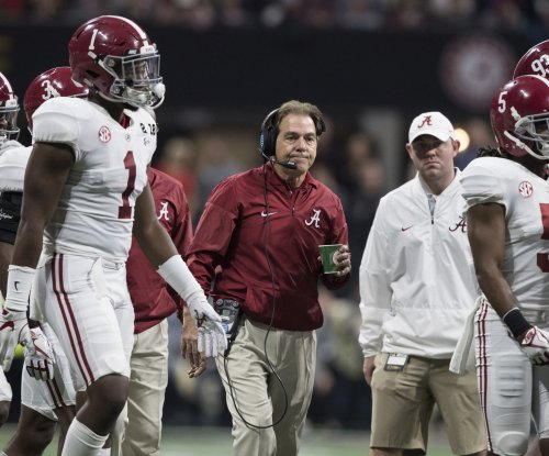 Alabama Crimson Tide, picked to win SEC, facing personnel questions